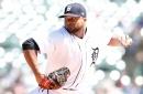 Detroit Tigers' Francisco Liriano loses no-hitter vs. Royals in sixth
