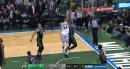 Video: Giannis Antetokounmpo posterizes Al Horford vs. Celtics
