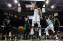 Bucks 104, Celtics 102: Giannis Antetokounmpo's tip-in helps even series