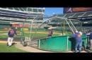 Mookie Betts, Hanley Ramirez not in Boston Red Sox lineup vs. Athletics; Blake Swihart at DH