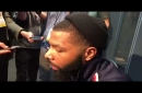 Boston Celtics' Marcus Morris on quick tech whistle: 'Fining me, teching me, it's getting old'