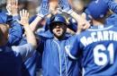 Big homers help Royals beat Tigers, 8-5