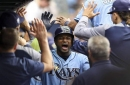 Rays' Carlos Gomez hits two-run walkoff homer to beat Twins for series sweep