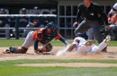 Stros sweep, with 7-1 win