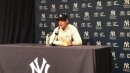 Aaron Boone gives a manager's perspective on Yankees top prospect Gleyber Torres