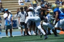 UCLA Football Wraps Up Spring Practice With Half a Game