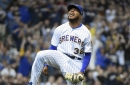 Brewers sweep Marlins with 4-2 win