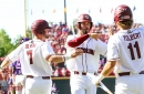 Gamecocks Rally to Top Tigers 8-6, Sweep Series
