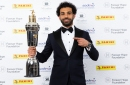 Mohamed Salah aims dig at Chelsea and Jose Mourinho after winning PFA Player of the Year