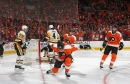 Philadelphia Flyers Sean Couturier Diagnosed With Torn MCL
