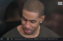 LaMarcus Aldridge on taking shots with confidence, win over Warriors | Warriors at Spurs