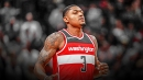 Bradley Beal on getting so emotional after fouling out in Game 4 vs. Raptors