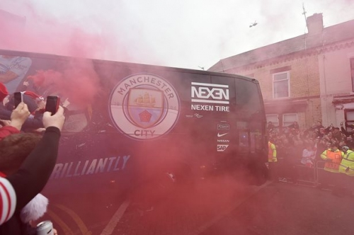 Police crack down ahead of Liverpool FC Champions League semi-final