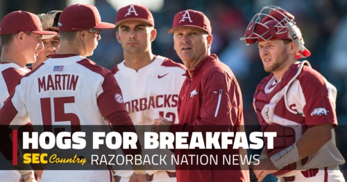 To call this an 'important' week for Arkansas baseball would be underselling