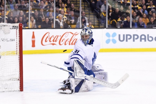 Frederik Andersen: goat to hero in the space of two days