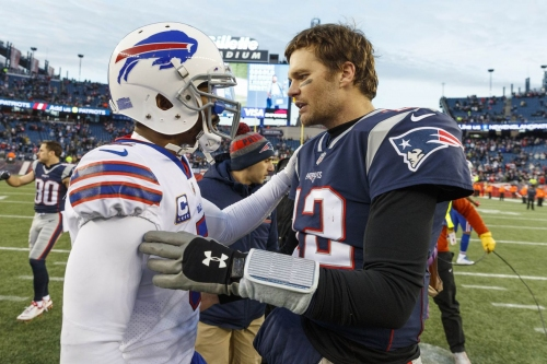 All four teams in AFC East could draft a quarterback