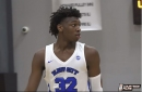 "James Wiseman: ""I don't really see any difference"" between UK and Memphis"