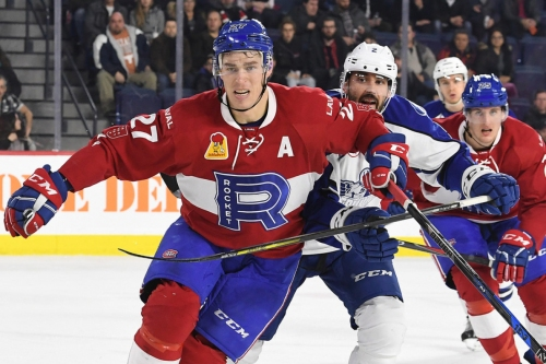 Laval Rocket season review: Adam Cracknell