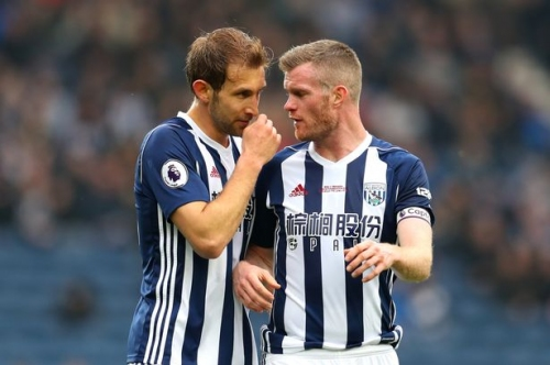 Chris Brunt will be at West Brom next season - and expects others to remain at The Hawthorns too