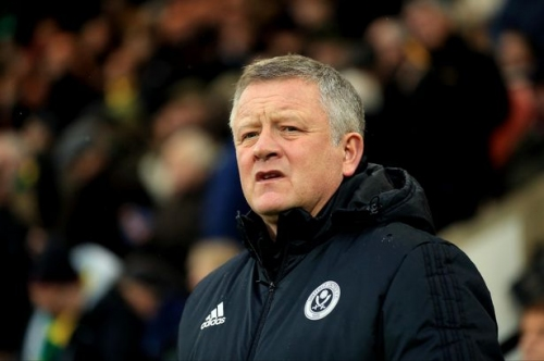 Sheffield United manager Chris Wilder slams Mark Duffy after Birmingham City celebrations