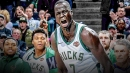Thon Maker has proved an X-factor in tying up series vs. Celtics
