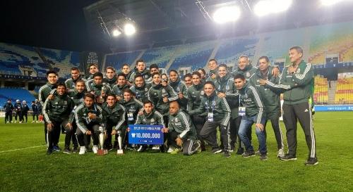 FC Dallas' Avilez wins Suwon JS Cup with Mexico