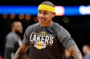 Nike Sends Lakers Free Agent Isaiah Thomas Custom Kobe A.D. Shoes In Remembrance Of Late Sister