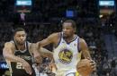 Warrior Wonder: Kevin Durant shines in lackluster Game 4 for Golden State