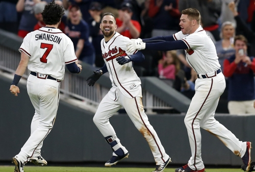 Hey, NL East, Braves might have something for you