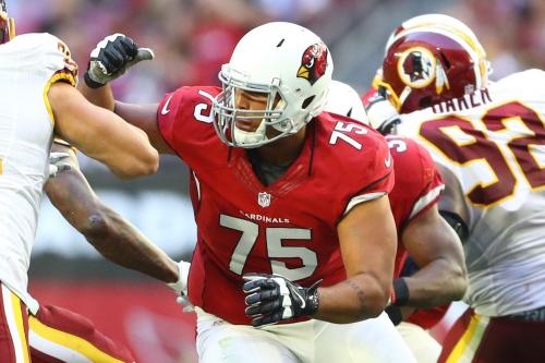 Patriots sign former Packers, Cardinals offensive tackle Ulrick John