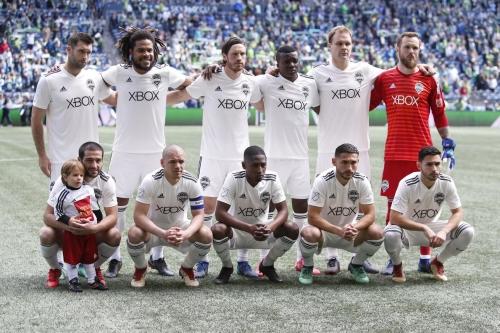 Seattle Sounders vs. Minnesota United: Community player ratings form