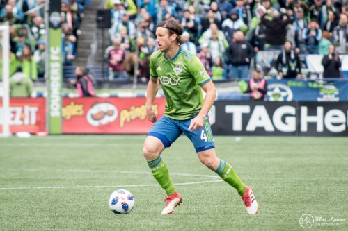 """Gustav Svensson: After win, Sounders will find it """"easier to relax"""""""