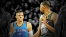 Kevin Durant says he accidentally liked comment dissing Russell Westbrook