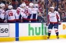Ovie scores twice as Capitals oust Blue Jackets to set up another battle with Penguins