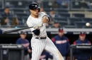 Yankees blow out Twins, 14-1, as Giancarlo Stanton goes 4-for-4