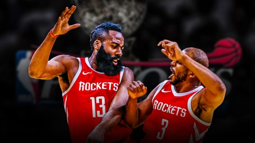 Rockets put up 50 points in the 3rd quarter of Game 4 vs. Timberwolves