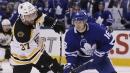 Bruins Vs. Leafs Game 6 Takeaways: B's Shots Not Hitting Net; Mitch Marner On Fire