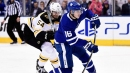 'Completely different' Mitch Marner delivers for Maple Leafs