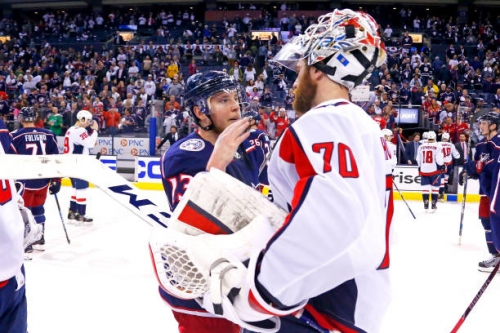 Washington Capitals Complete Comeback Against Columbus Blue Jackets in Game Six