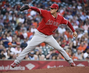 MLB roundup: Skaggs shuts down Astros; Angels win 2-0 after call reversed