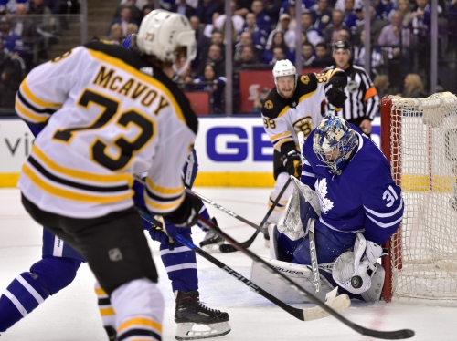 Lightning wait goes on: Leafs top Bruins to force Game 7
