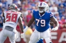 What are the Bills' greatest offensive needs other than QB?