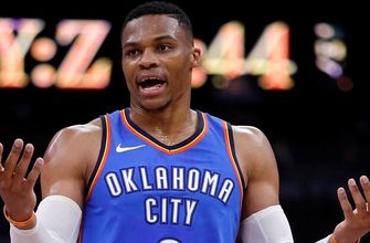 Cris Carter reveals what is holding Russell Westbrook back from winning a NBA championship
