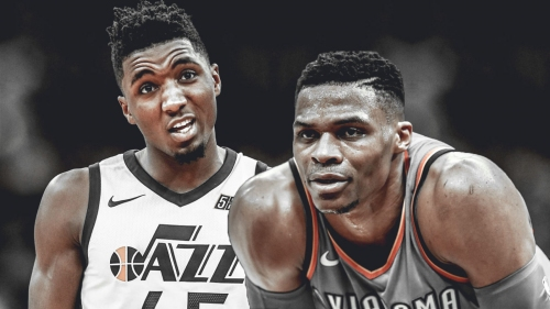 Donovan Mitchell claims focusing on Thunder, not Russell Westbrook, proved key in 3-1 series lead