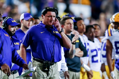 Miami Hurricanes Opponent Q&A: LSU spring recap with And The Valley Shook