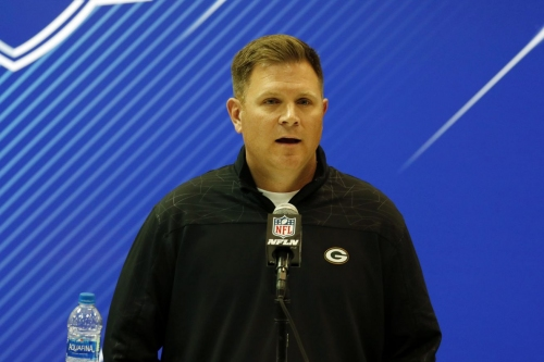 Tuesday Curds: Gutekunst is ready for his first NFL Draft as Packers GM