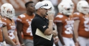 Texas coach Tom Herman impressed by freshman QBs in spring game