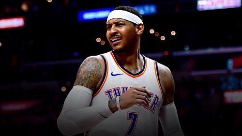 Carmelo Anthony unlikely to opt out of player-option this offseason