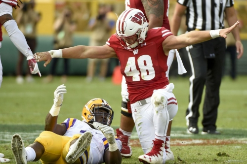 Packers LB Draft Board: Find quick off-ball LBs late or after the draft