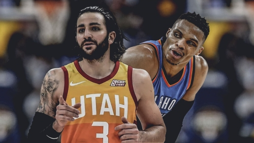 Russell Westbrook shuts down all talk involving him and Ricky Rubio